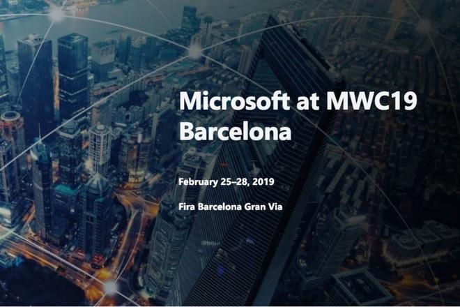 Microsoft sẽ tổ chức sự kiện riêng tại MWC 2019? Liệu có phải ngày ra mắt của Surface Phone đang đến gần? - Ảnh 2.