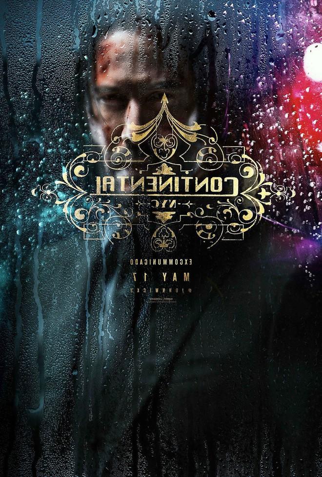 Trailer đầu tiên của John Wick: Chapter 3 - Parabellum chính thức lên sóng: Một mình John chống lại cả thế giới - Ảnh 1.
