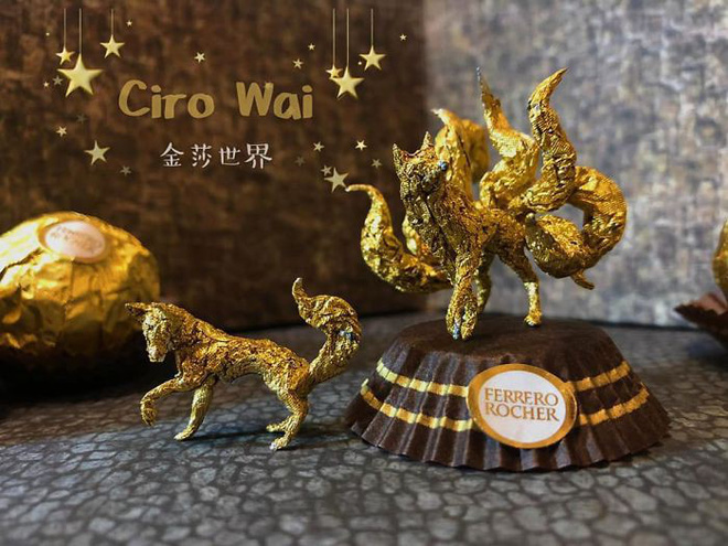 Giấy bạc tưởng chỉ vứt đi, qua anh Trung Quốc trở nên thần kỳ - Ảnh 4.