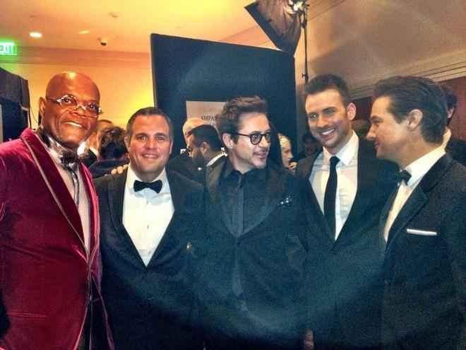 Vì sao biệt đội Avengers bỗng được giải thưởng danh giá Oscar yêu mến đến lạ - Ảnh 1.