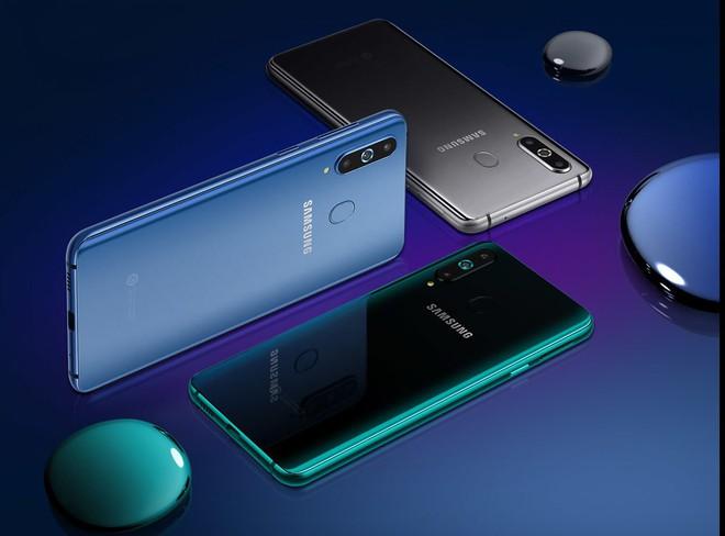 Samsung Galaxy A60 (A8s Lite) với màn hình đục lỗ dự kiến ra mắt vào tháng 4 - Ảnh 1.