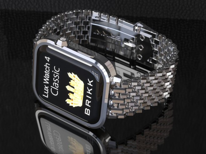 Cần tới 34 người, 80 giờ chế tác để tạo ra chiếc Apple Watch nạm kim cương trị giá 1,7 tỷ này - Ảnh 3.