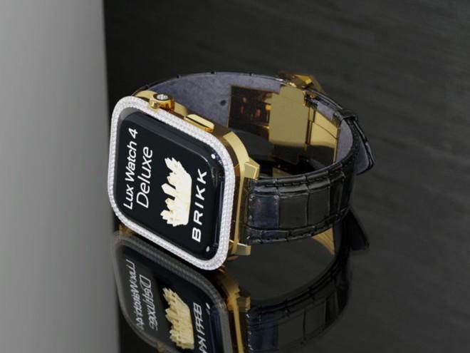 Cần tới 34 người, 80 giờ chế tác để tạo ra chiếc Apple Watch nạm kim cương trị giá 1,7 tỷ này - Ảnh 4.