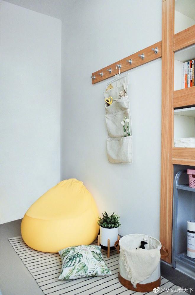 Màn cải tạo ký túc xá đỉnh cao từ ổ chuột thành phòng khách sạn với phong cách tối giản tuyệt đối - Ảnh 6.