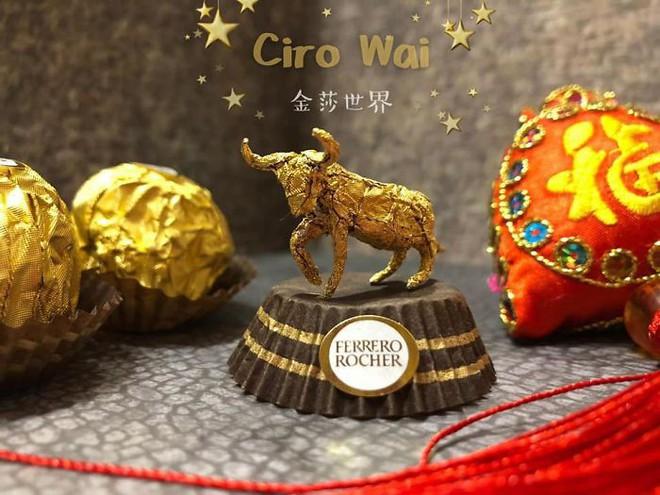 Giấy bạc tưởng chỉ vứt đi, qua anh Trung Quốc trở nên thần kỳ - Ảnh 7.