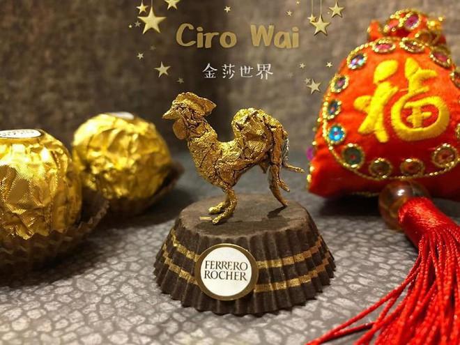 Giấy bạc tưởng chỉ vứt đi, qua anh Trung Quốc trở nên thần kỳ - Ảnh 9.