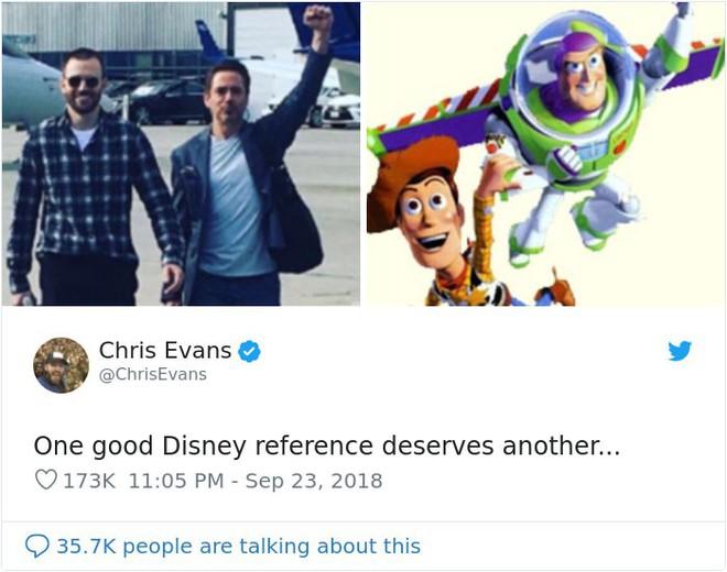 Cư dân mạng đổ xô đi tìm sự tương đồng giữa Captain America, Iron Man với công chúa, hoàng tử Disney - Ảnh 5.