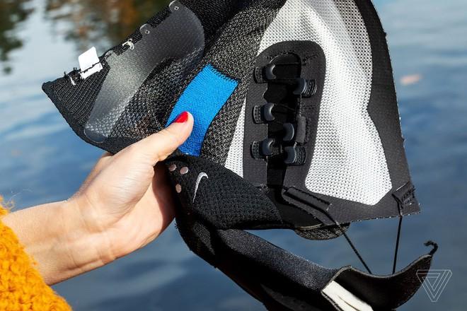 Trên tay giày tự thắt dây, điều khiển bằng ứng dụng di động của Nike - Ảnh 5.