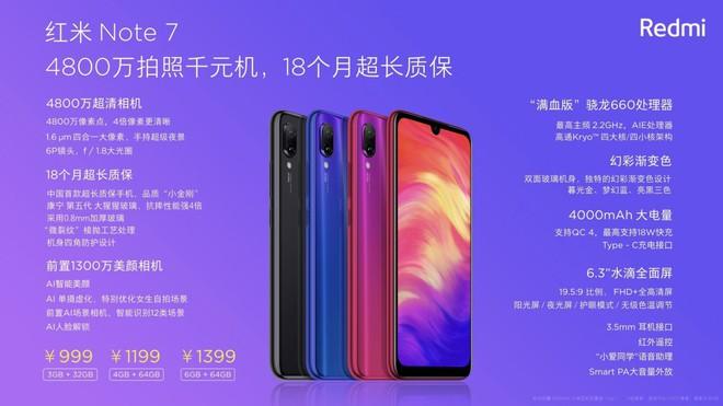 Redmi Note 7 camera 48MP: Tính năng hữu ích hay chiêu trò quảng cáo mới của Xiaomi? - Ảnh 1.
