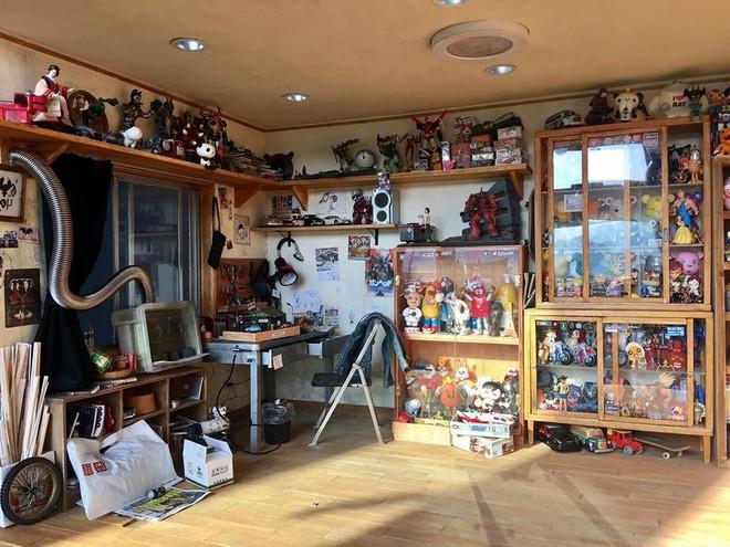 Chiêm ngưỡng anh chàng mô hình trong căn nhà mô hình có hẳn một bộ sưu tập mô hình - Ảnh 3.