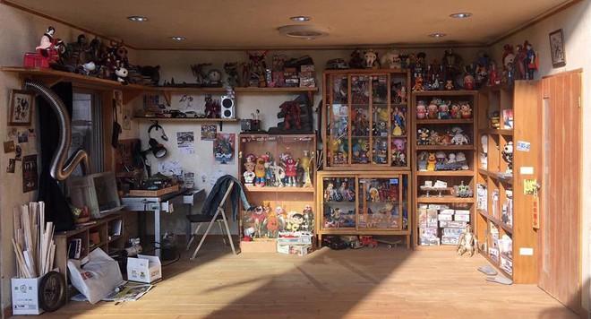 Chiêm ngưỡng anh chàng mô hình trong căn nhà mô hình có hẳn một bộ sưu tập mô hình - Ảnh 4.