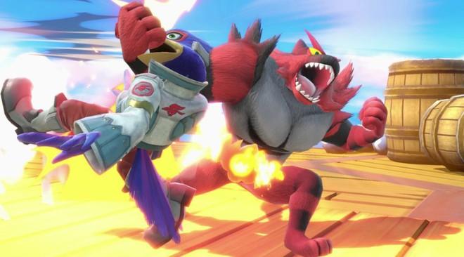 Chia sẻ mình muốn làm gamer chuyên nghiệp, cậu con trai khóc nhè khi bị ông bố đánh bại bằng game Smash Bros - Ảnh 1.