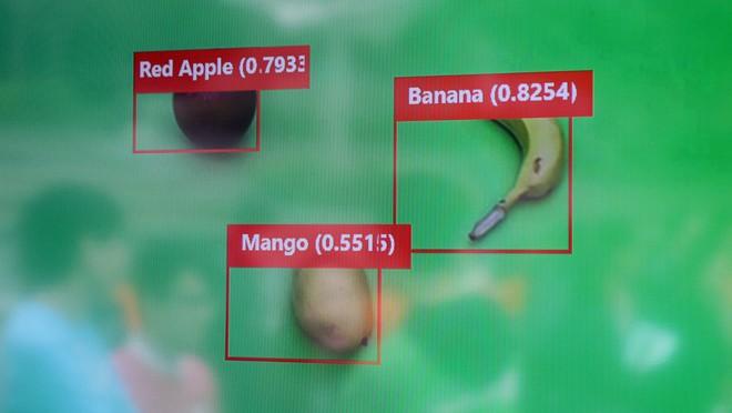 DJI hợp tác Microsoft tạo ra AI drone có thể nhận diện hoa quả và nhiều thứ khác nữa - Ảnh 3.