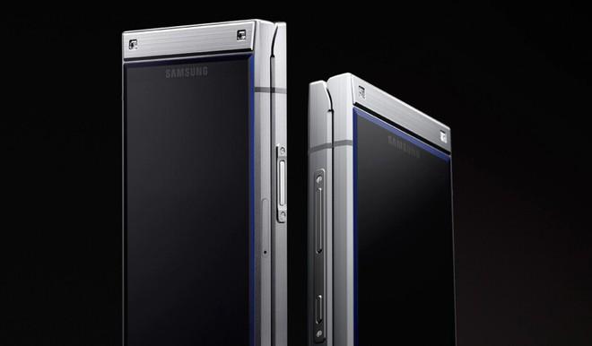 Chính dòng điện thoại nắp gập xa xỉ của Samsung đã mở đường cho smartphone màn hình gập Galaxy F - Ảnh 2.
