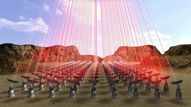 Hệ thống laser 100 gigawatt có khả năng đốt cháy cả một thành phố sẽ là nguồn năng lượng đưa ta du hành sang hệ sao khác - Ảnh 4.