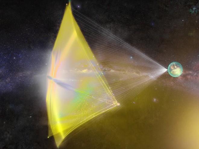 Hệ thống laser 100 gigawatt có khả năng đốt cháy cả một thành phố sẽ là nguồn năng lượng đưa ta du hành sang hệ sao khác - Ảnh 5.