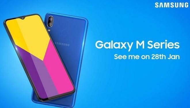Galaxy M20 lộ ảnh thực tế, xác nhận sự tồn tại của camera kép và cảm biến vân tay ở mặt sau - Ảnh 1.