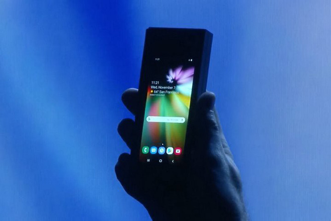Tiết lộ thông tin mới nhất về dung lượng pin của Galaxy Fold và Galaxy A70, không quá cao nhưng đủ dùng - Ảnh 2.