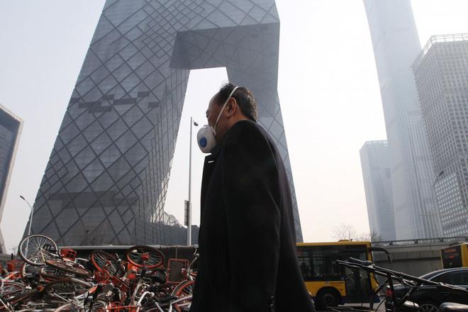 Nghiên cứu cho thấy: Không khí ô nhiễm khiến người Trung Quốc cảm thấy không vui, dễ bột phát hành vi tiêu cực - Ảnh 1.