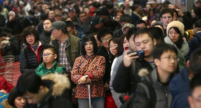 """Trung Quốc bắt đầu cuộc """"xuân vận"""": Ước tính có 3 tỷ chuyến đi trong vòng 40 ngày tới để về nhà ăn Tết - Ảnh 7."""