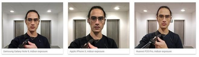 DxOMark: Galaxy Note9 bất ngờ đứng đầu danh sách smartphone chụp ảnh selfie đẹp nhất hiện nay - Ảnh 6.