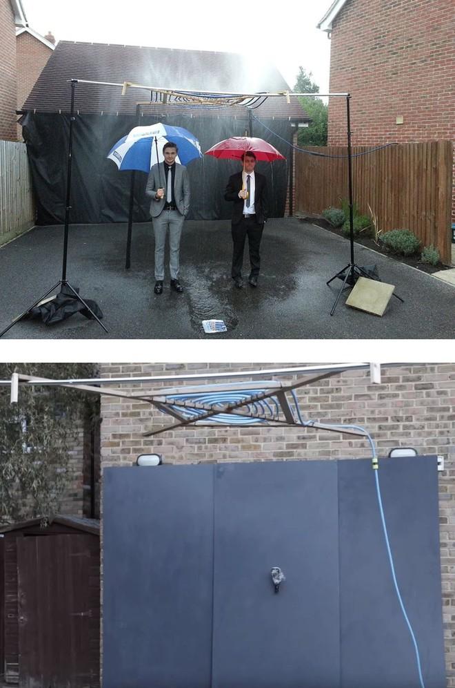 Hướng dẫn tạo mưa với giá chỉ 30 USD để chụp ảnh sống ảo - Ảnh 7.