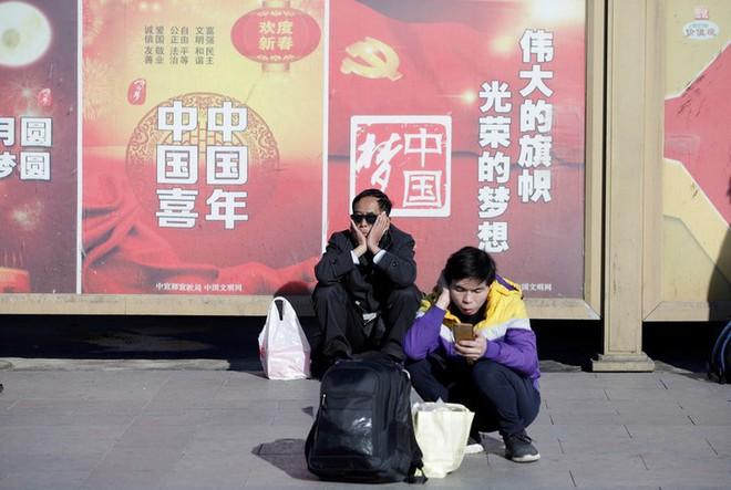 """Trung Quốc bắt đầu cuộc """"xuân vận"""": Ước tính có 3 tỷ chuyến đi trong vòng 40 ngày tới để về nhà ăn Tết - Ảnh 3."""
