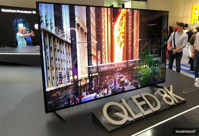 Samsung công bố giá loạt TV QLED 8K mới, đắt nhất gần 400 triệu, rẻ nhất cũng hơn 116 triệu - Ảnh 2.