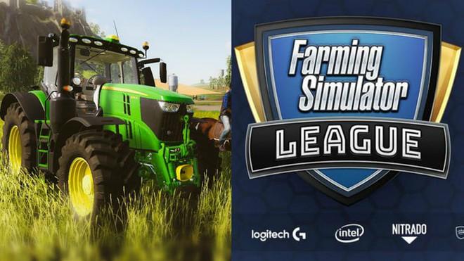 Giả lập làm nông giờ cũng được coi là eSport, giải thưởng chung cuộc lên đến 2,6 tỷ đồng - Ảnh 1.