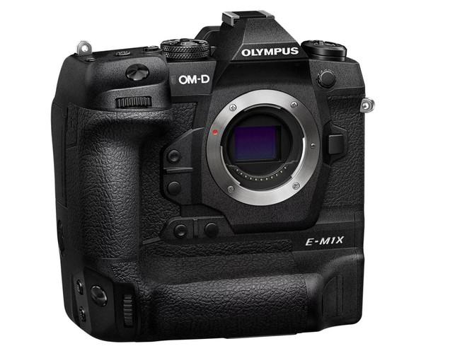 Olympus công bố máy ảnh OM-D E-M1X: cảm biến Micro 4/3, grip gắn liền, cạnh tranh với Full-frame - Ảnh 1.