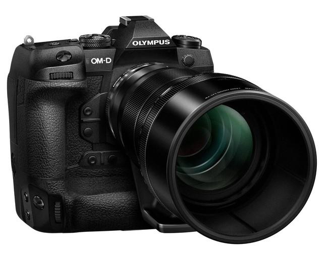 Olympus công bố máy ảnh OM-D E-M1X: cảm biến Micro 4/3, grip gắn liền, cạnh tranh với Full-frame - Ảnh 2.