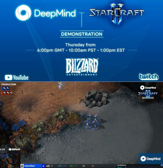 AI của Google DeepMind thách đấu cao thủ StarCraft II, thắng 10 trên 11 ván - Ảnh 1.