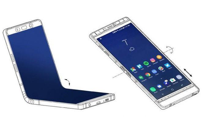 Smartphone màn hình gập Galaxy Fold hỗ trợ 5G của Samsung sẽ lên kệ tại Hàn Quốc đầu tiên, có tới 4 màu - Ảnh 1.