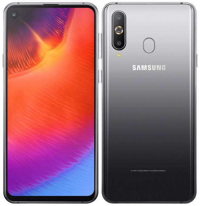 Samsung ra mắt Galaxy A8s màn hình đục lỗ với tên gọi Galaxy A9 Pro (2019) tại Hàn Quốc, giá từ 12,4 triệu - Ảnh 1.