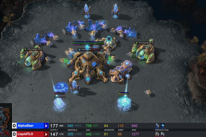 Trí tuệ nhân tạo AlphaStar đã đánh bại con người trong tựa game chiến thuật StarCraft vô cùng phức tạp như thế nào? - Ảnh 3.
