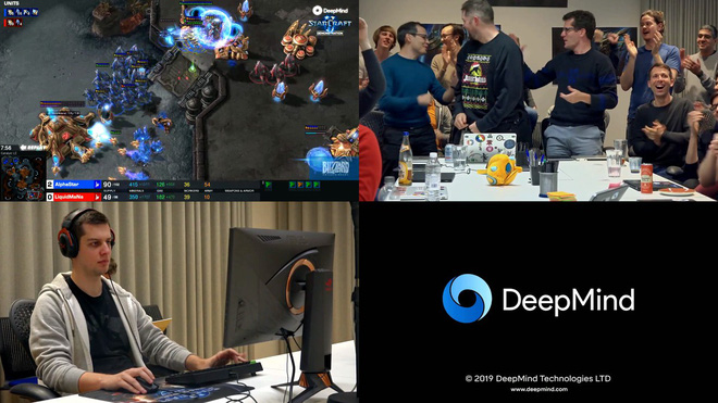 Trí tuệ nhân tạo AlphaStar đã đánh bại con người trong tựa game chiến thuật StarCraft vô cùng phức tạp như thế nào? - Ảnh 2.