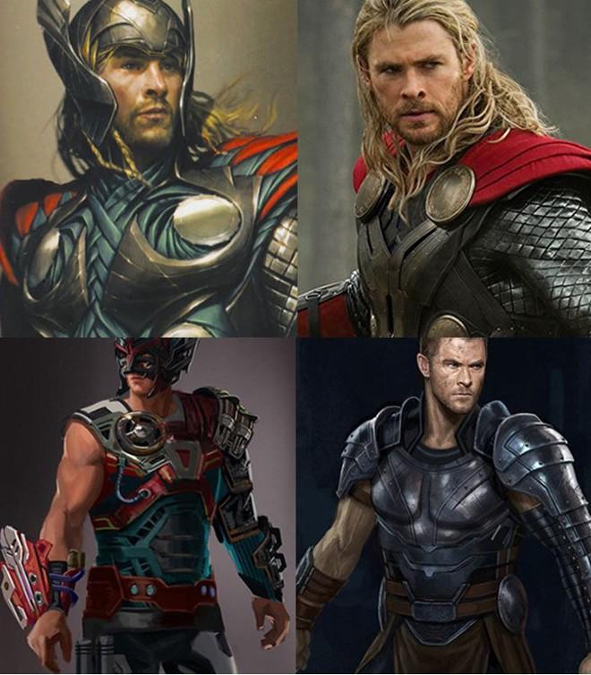 Ơn trời Marvel không đưa 11 tạo hình này lên màn ảnh rộng! - Ảnh 9.
