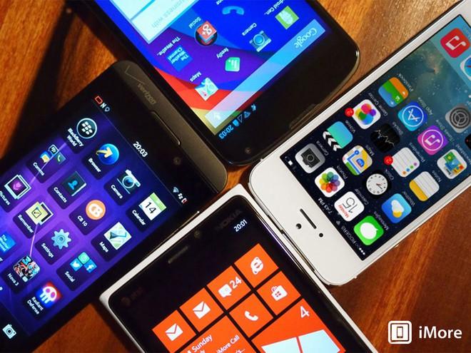 Đã đến lúc thị trường smartphone cần một hệ điều hành mới sánh ngang với iOS và Android? - Ảnh 1.