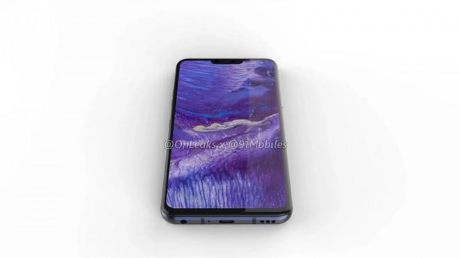 Đây là LG G8 ThinQ sắp ra mắt: Thiết kế không khác G7 ThinQ là bao, loa xuyên thấu màn hình - Ảnh 3.