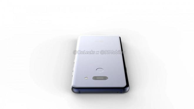 Đây là LG G8 ThinQ sắp ra mắt: Thiết kế không khác G7 ThinQ là bao, loa xuyên thấu màn hình - Ảnh 4.