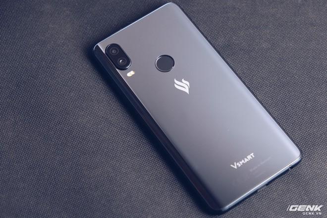 Đánh giá Vsmart Active 1: Chiếc smartphone Việt nhạt nhẽo, nhưng cũng đáng mua nhất từ trước đến nay - Ảnh 5.