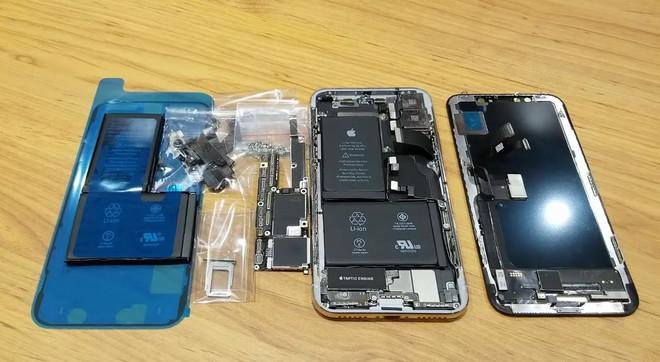 Anh chàng YouTuber tự chế một chiếc iPhone X từ linh kiện Trung Quốc mua ngoài chợ, chi phí chỉ 500 USD - Ảnh 7.