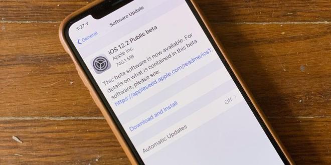 Apple ra mắt iOS 12.2 public beta cho tất cả người dùng, đã có thể tải về - Ảnh 1.