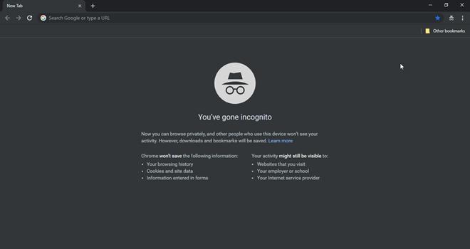 Google xác nhận đang phát triển Dark Mode cho Chrome trên Windows 10 - Ảnh 1.