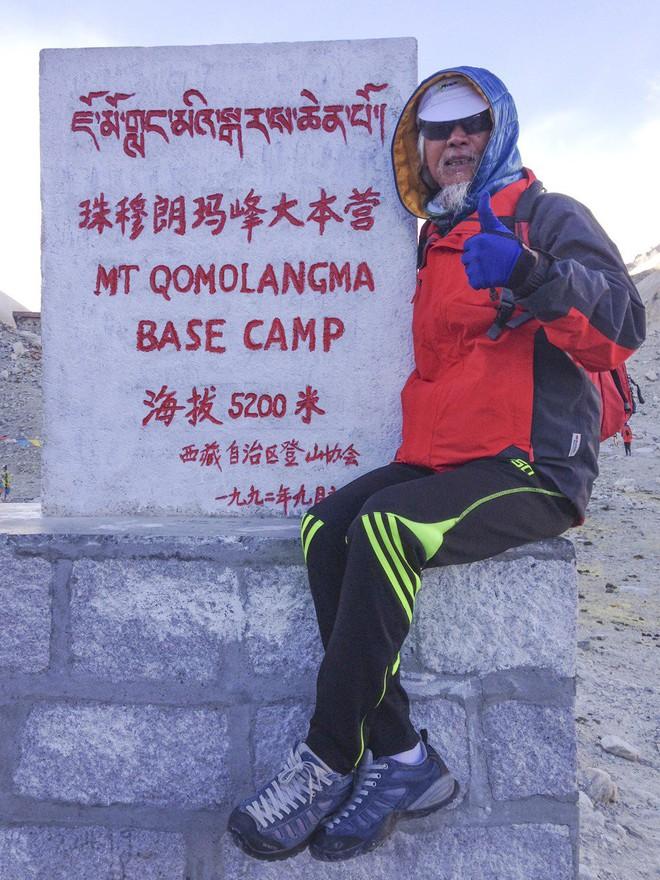 Bí quyết sống đơn giản của cụ ông chinh phục Everest ở tuổi 70, có thể đạp xe 1700km hay chạy marathon 4 tiếng liên tục - Ảnh 4.