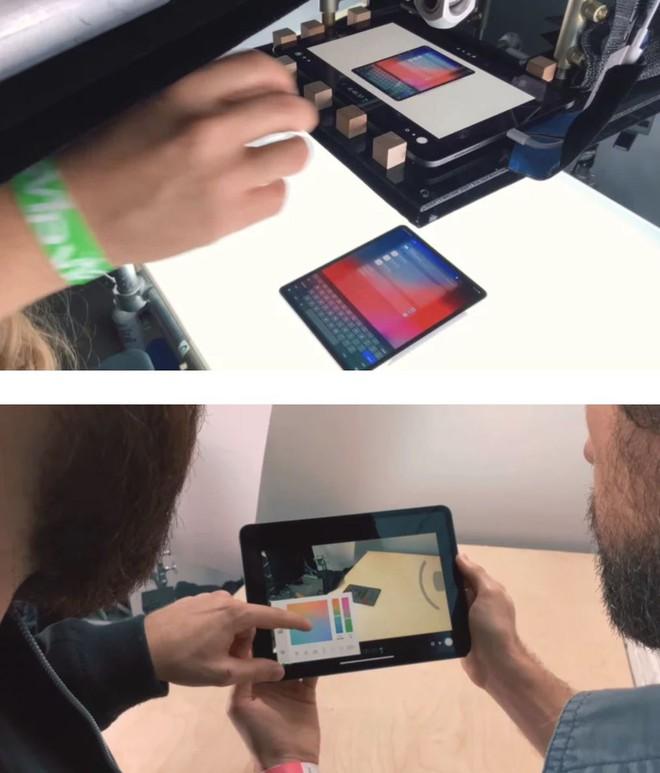 Xem Apple dùng iPad Pro để quay, dựng, chỉnh sửa series quảng cáo mới nhất cho chính iPad Pro - Ảnh 2.