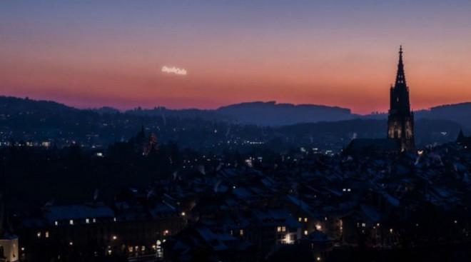 Start-up Nga tính biến bầu trời đêm trở thành biển quảng cáo khổng lồ cho các nhãn hàng - Ảnh 4.