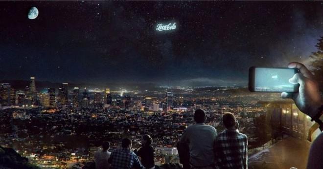 Start-up Nga tính biến bầu trời đêm trở thành biển quảng cáo khổng lồ cho các nhãn hàng - Ảnh 3.