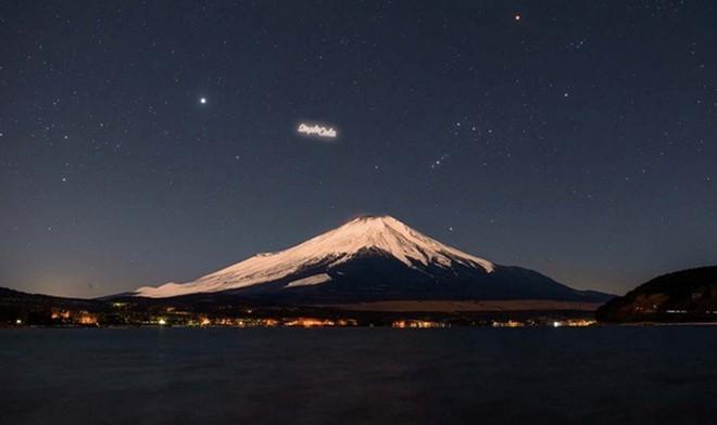 Start-up Nga tính biến bầu trời đêm trở thành biển quảng cáo khổng lồ cho các nhãn hàng - Ảnh 2.