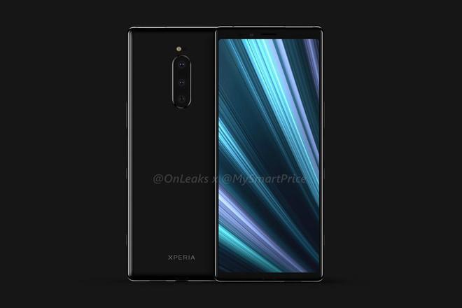 """Sony Xperia XZ4 sẽ trang bị một viên pin cỡ lớn bên trong hình hài """"mỏng manh"""" - Ảnh 1."""